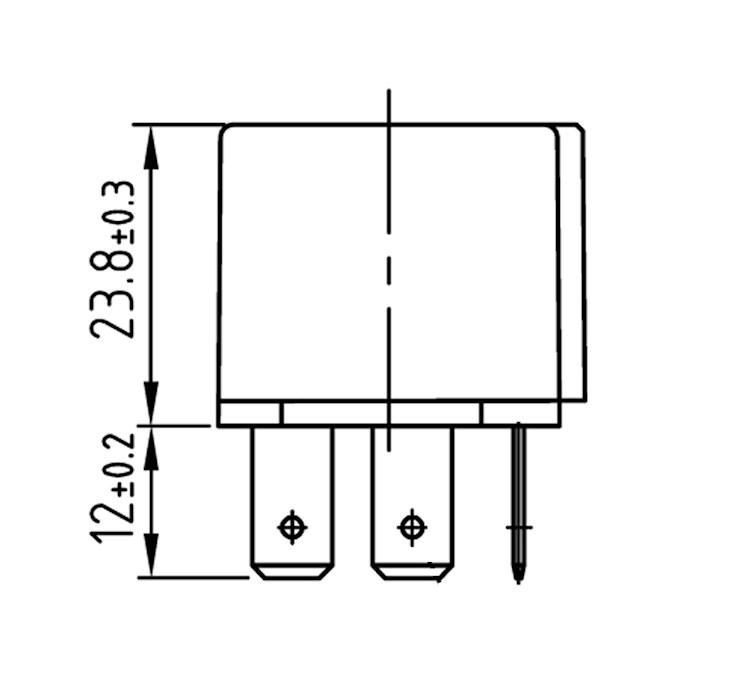 relais schlie u00dfer 24v 20a