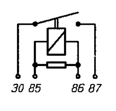 261184 How To Wire A Relay as well A 4 Pin Relay Testing also Wiring Diagram For Back Up Alarms in addition Electric Drill Wiring Diagram furthermore Bosch Glow Plug Relay Wiring Diagram. on bosch 30 amp relay wiring diagram