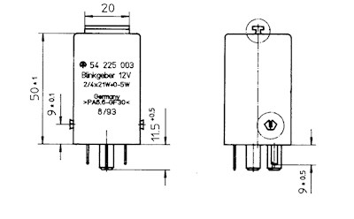 buss fuses with 4755 73567 Shop Flasher Unit 12v 2 4x21w on 4760 73693 shop Flasher Unit 24V 31 8x21W additionally LOT OF 5 NEW T2AL250V 36mm X 10mm 380790197427 furthermore 4768 73617 shop Socket additionally 1a 250v Fuse furthermore Vw Bus Fuse Box.