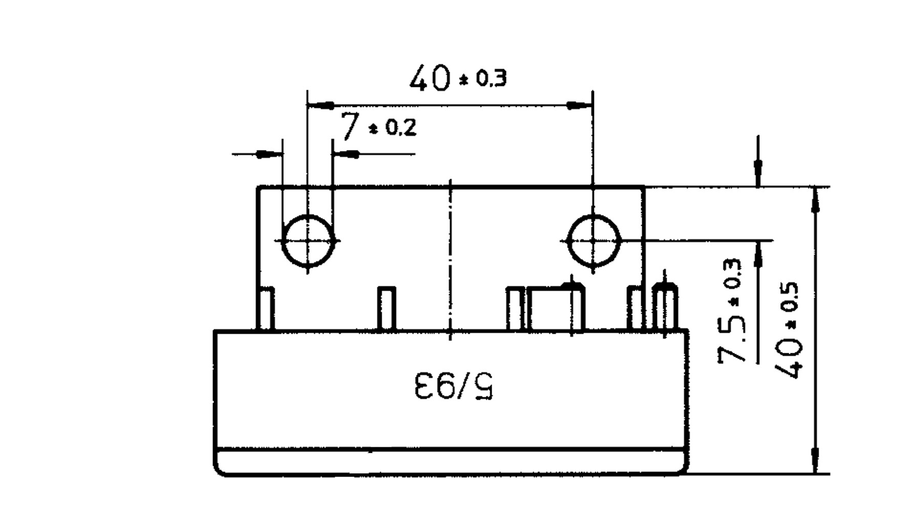 Spannungsregler 14V